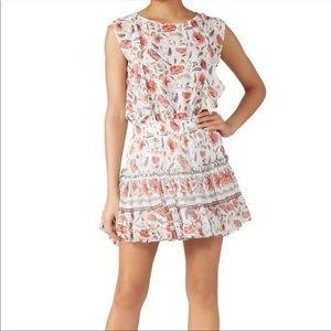 MISA floral Gina dress